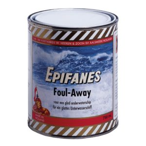 Epifanes foul-away onderwaterverf 750ml