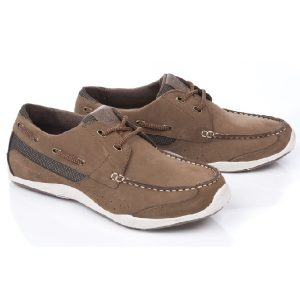 Henri Lloyd Valencia Deck Shoe Brown
